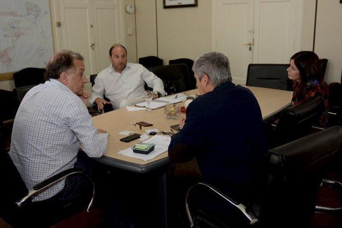 Emergencias de Buenos Aires y Swiss Medical son algunas de las empresas que llevaron propuestas al municipio.