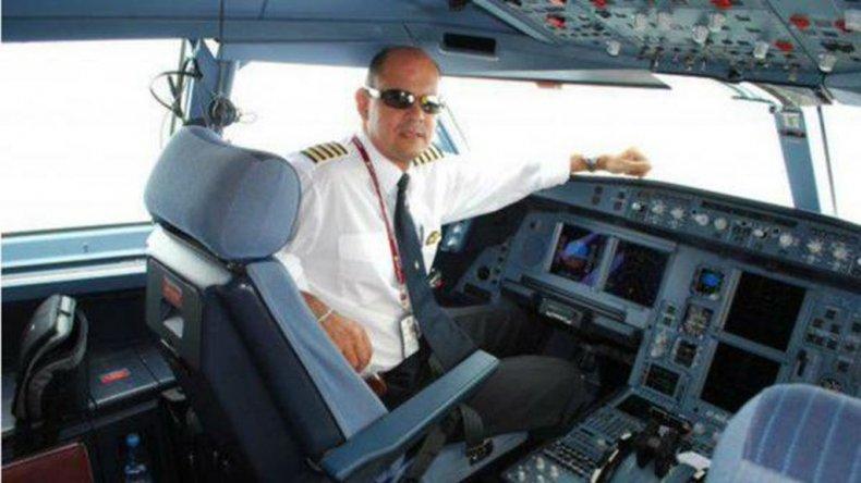 El pedido del piloto que fue denegado por Brasil