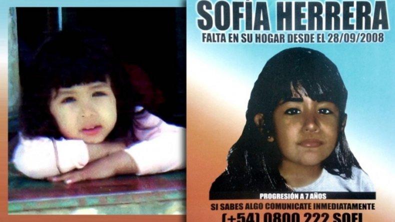 Presentarán la imagen actualizada de Sofía Herrera