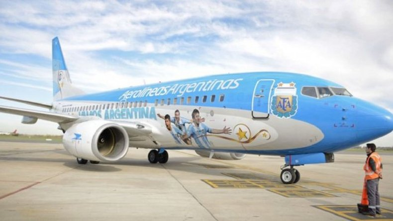 Tras el accidente de Chapecoense, AFA planea tener avión exclusivo para la Selección