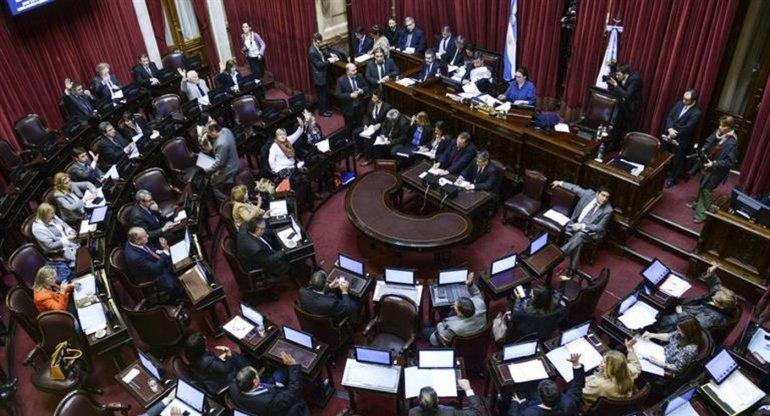 El Senado aprobó por mayoría la ley de Presupuesto 2017