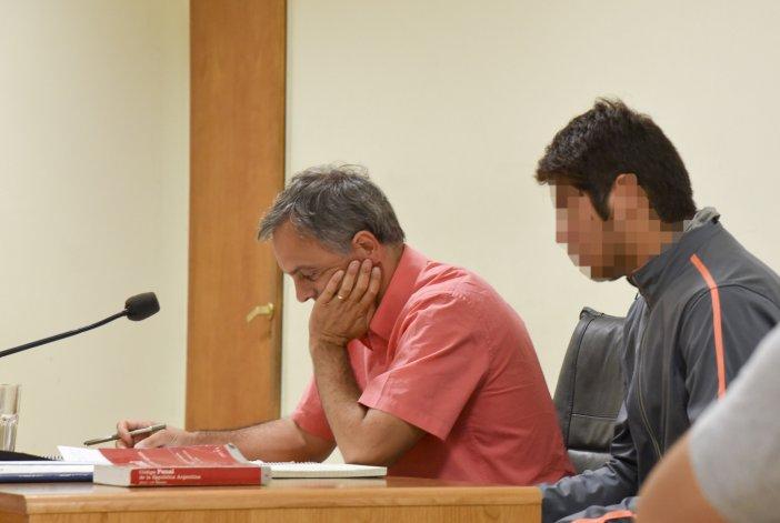Walther Cerroría fue imputado por el homicidio de Darío Huaiquil