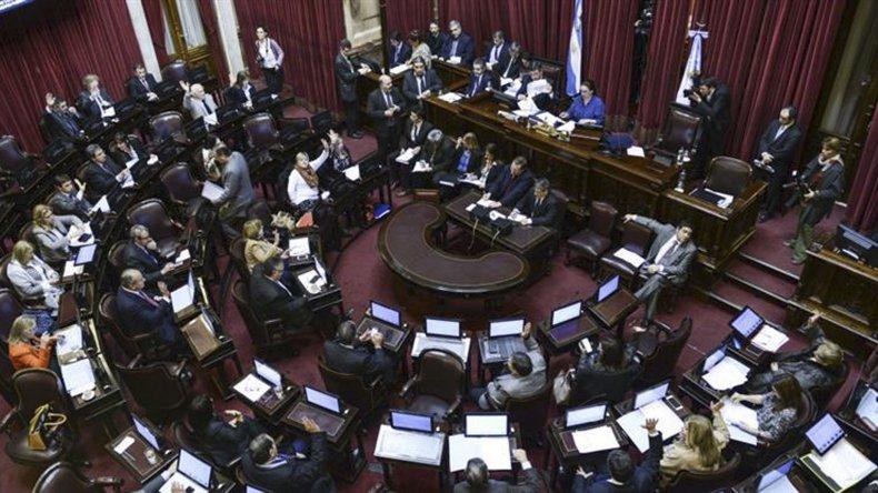 El Senado aprobó la iniciativa presupuestaria para el año que viene.