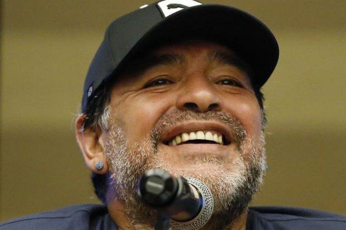 Diego Maradona, Ciudadano Ilustre