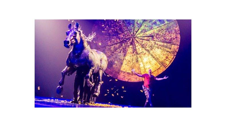 Accidente y muerte en el espectáculo Luzia del Cirque du Soleil
