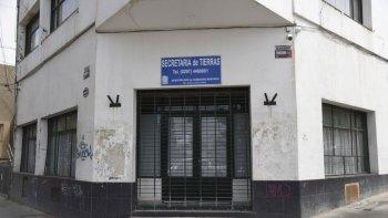 robaron en la secretaria de tierras del municipio