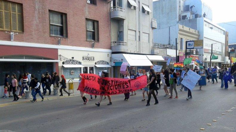 Mañana se realiza La Marcha de las Putas en Comodoro