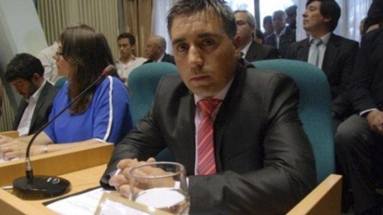 El diputado por Gobernador Gregores