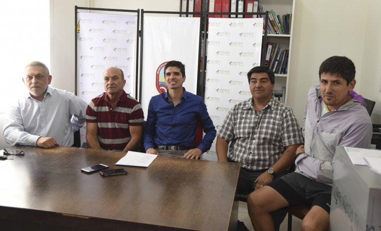 Referentes de diferentes instituciones deportivas de Rada Tilly adelantaron lo que se vienen en el verano.