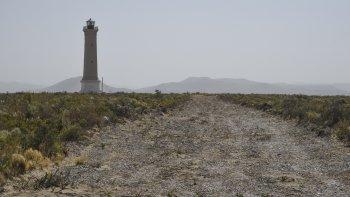 La zona del faro, en Km 8, cobró súbito interés a partir de los loteos ofertados, incluso con pista aérea propia.