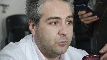 Gustavo Guerrero hoy debería comenzar con la atención a los presos, según se dispuso en la audiencia de habeas corpus.