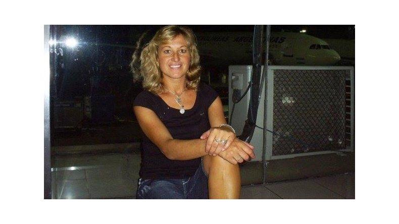 Confirman que los restos hallados en un campo son de Mariela Bortot