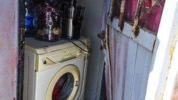 robo y destrozos en la casa de una jubilada