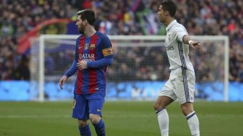 barcelona y real madrid empataron 1 a 1