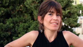 Romina Doval contó cómo surgió su obra a partir de un personaje.