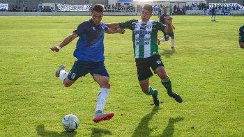 Newbery sacó una ventaja de dos goles en Comodoro Rivadavia ante Germinal y hoy va por la clasificación a la final del Federal B.