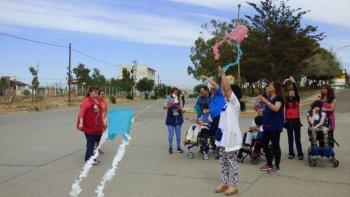 En la escuela especial 514, de la calle Figueroa Alcorta, esta semana se realizó el cierre de actividades por la Semana de las Artes, con una buena participación de la familia.