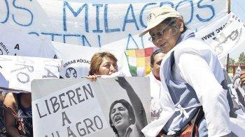El Gobierno no cede a la presión nacional e internacional para liberar a Sala.