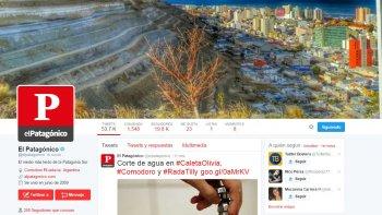 el patagonico recupero su cuenta de twitter