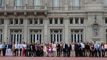 Permitirán los casamientos en el Teatro Colón.