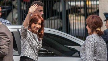 Cristina aseguró que el ex juez Galeano se dedicaba a juntar papeles en la investigación del atentado a la AMIA.