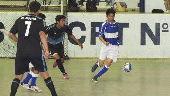 El Lobito B derrotó 5-1 a El Pocho por la categoría Juvenil Hionor.