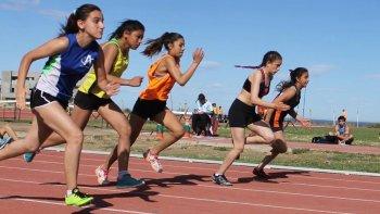 El atletismo local mejora sus números año a año.