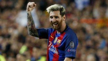 Lionel Messi, el crack rosarino que irá tras otra marca.