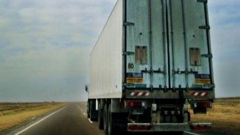 robo armado a un camion con millonaria carga en ruta 3