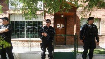 procedimientos en la secretaria de seguridad: detuvieron a antonio zuniga