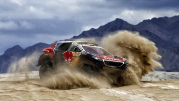 El Dakar 2017 ya comenzó a palpitar su novena edición en terreno sudamericano.