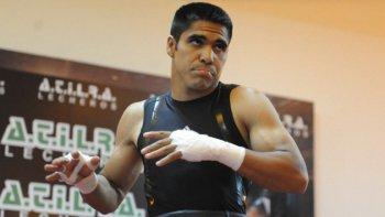 Jesús Cuellar está confiado en que ganará por nocáut en la pelea que sostendrá el sábado.