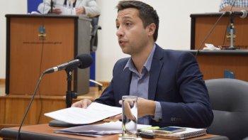 Nicolás Caridi (FpV) planteó un pedido de informes a YPF sobre situaciones recientes que afectan a los clubes.