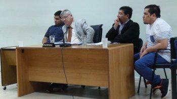 Mauro Cárdenas y Facundo Garbarino fueron condenados por extorsión y robo agravado por uso de arma en grado de tentativa.