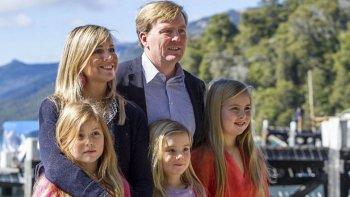 la reina maxima de holanda y su familia recibiran el 2017 en la patagonia