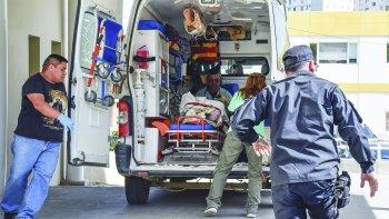 Gastón Canella ingresa en gravísimo estado de salud a la guardia del Hospital Regional.