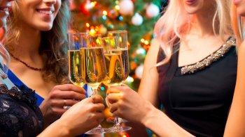 Cómo mantenerse saludable frente a los festejos de fin de año