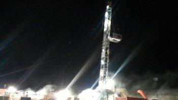 petroleros de san antonio con medidas de  fuerza en manantiales behr