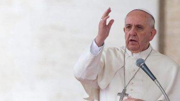 El papa Francisco ratificó su postura a favor de los inmigrantes que son expulsados de Europa.
