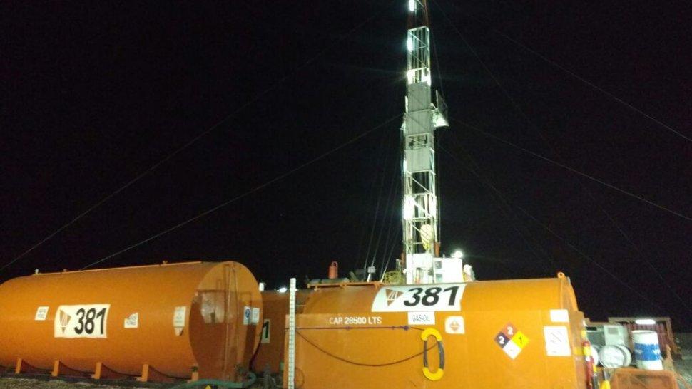 Petroleros levantaron las medidas