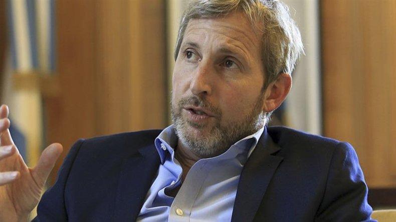 Frigerio insiste en que se quiere cerrar el miércoles la reforma a Ganancias