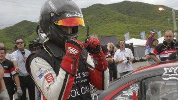 Agustín Canapino logró su pole número 37° en la Top Race.