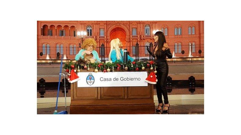 Moria Casán contó qué le dijo Facundo Moyano cuando conoció a Susana Giménez