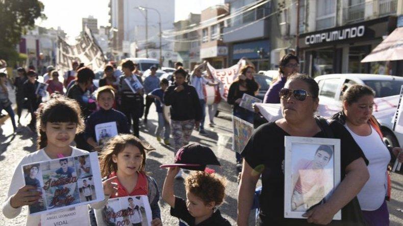 A dos meses del asesinato de Leito Vidal vuelven a marchar pidiendo Justicia