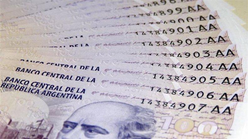 Los salarios privados sufrieron el impacto de la inflación.