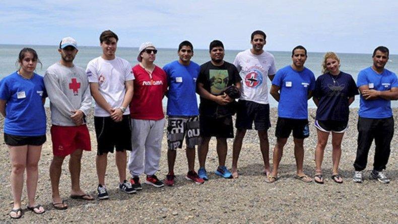 Playas de Caleta ya están protegidas por guardavidas