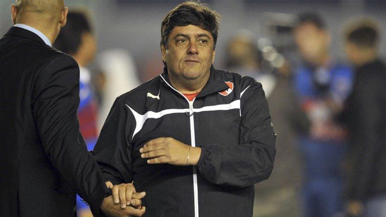 Fernando Berón asoma en el horizonte para hacerse cargo de la dirección técnica del plantel de Independiente.