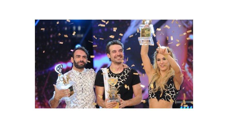 Pedro Alfonso y Flor Vigna son los campeones del Bailando 2016
