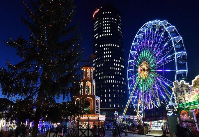 Así son los días previos a la Navidad en otros países del mundo
