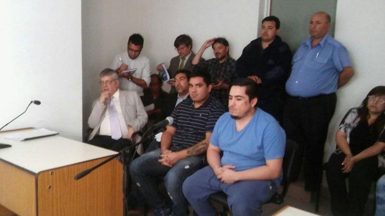 Los inspec chorros fueron condenados a 5 años y 6 meses de prisión